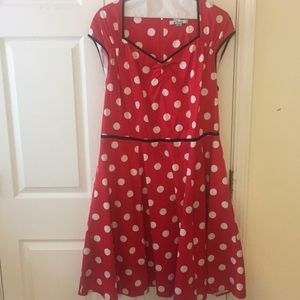 Disney Dress Shop Minnie Mouse dress Size 1X